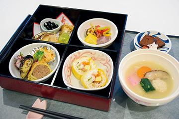 四季彩膳 お食事