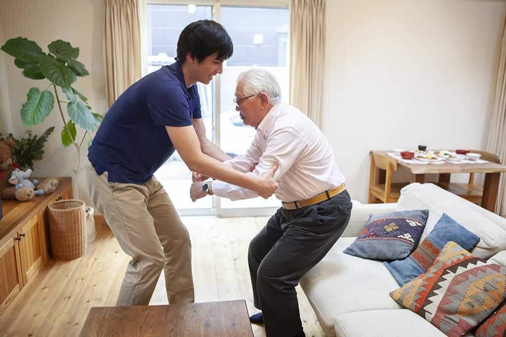 老人ホームにおけるリハビリの種類と目的