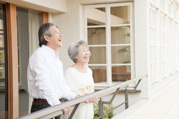 自立型老人ホームとは?元気な内に入れる介護施設の種類