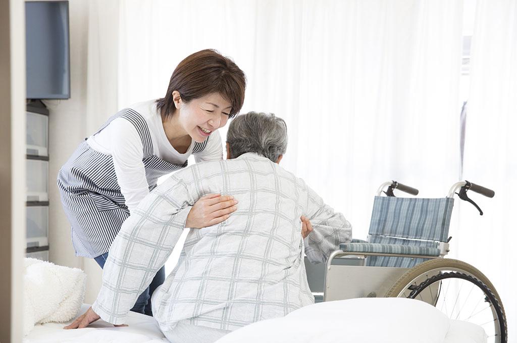 特定施設入居者生活介護と特定施設とは?