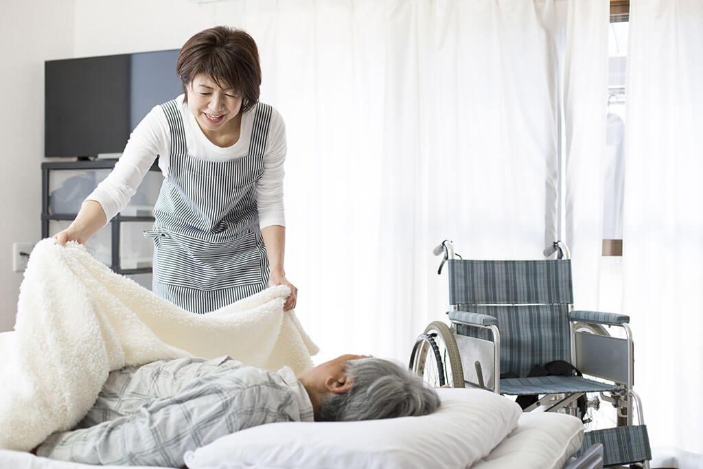 訪問介護のサービス内容と利用方法